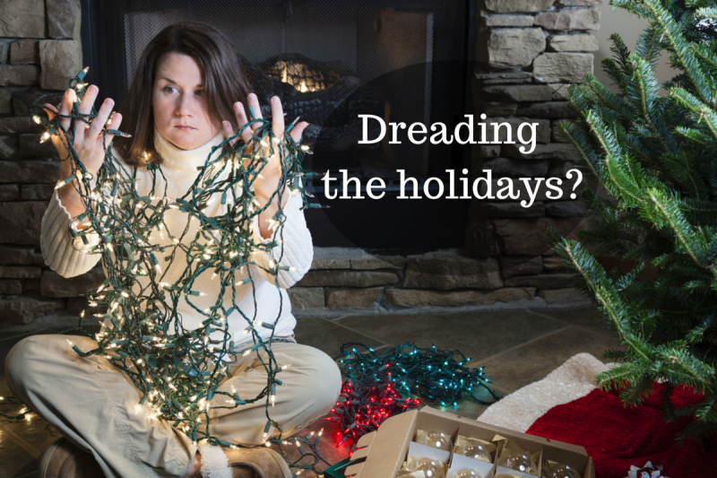 [Personal Reflections] Dreading the Holidays? What you need to know now to get what you really want!