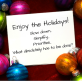 How To  Stay Focused And Enjoy The Holidays!