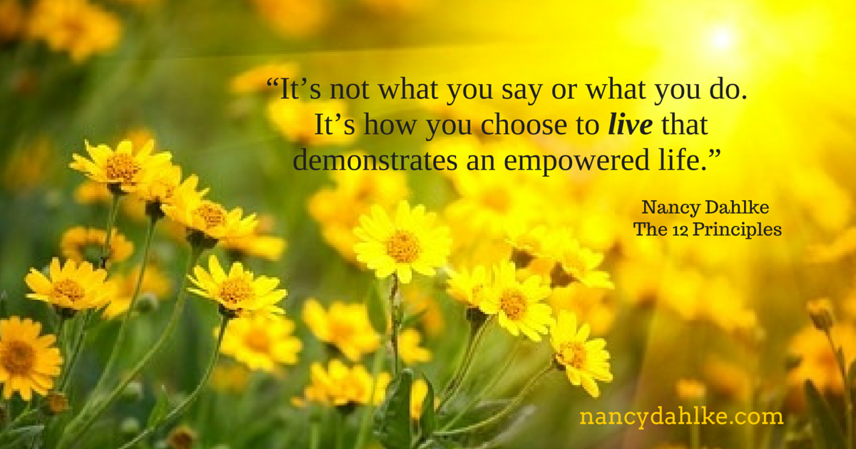 Empowerment - What Is Your Biggest Question About How To Live An Empowered Life?