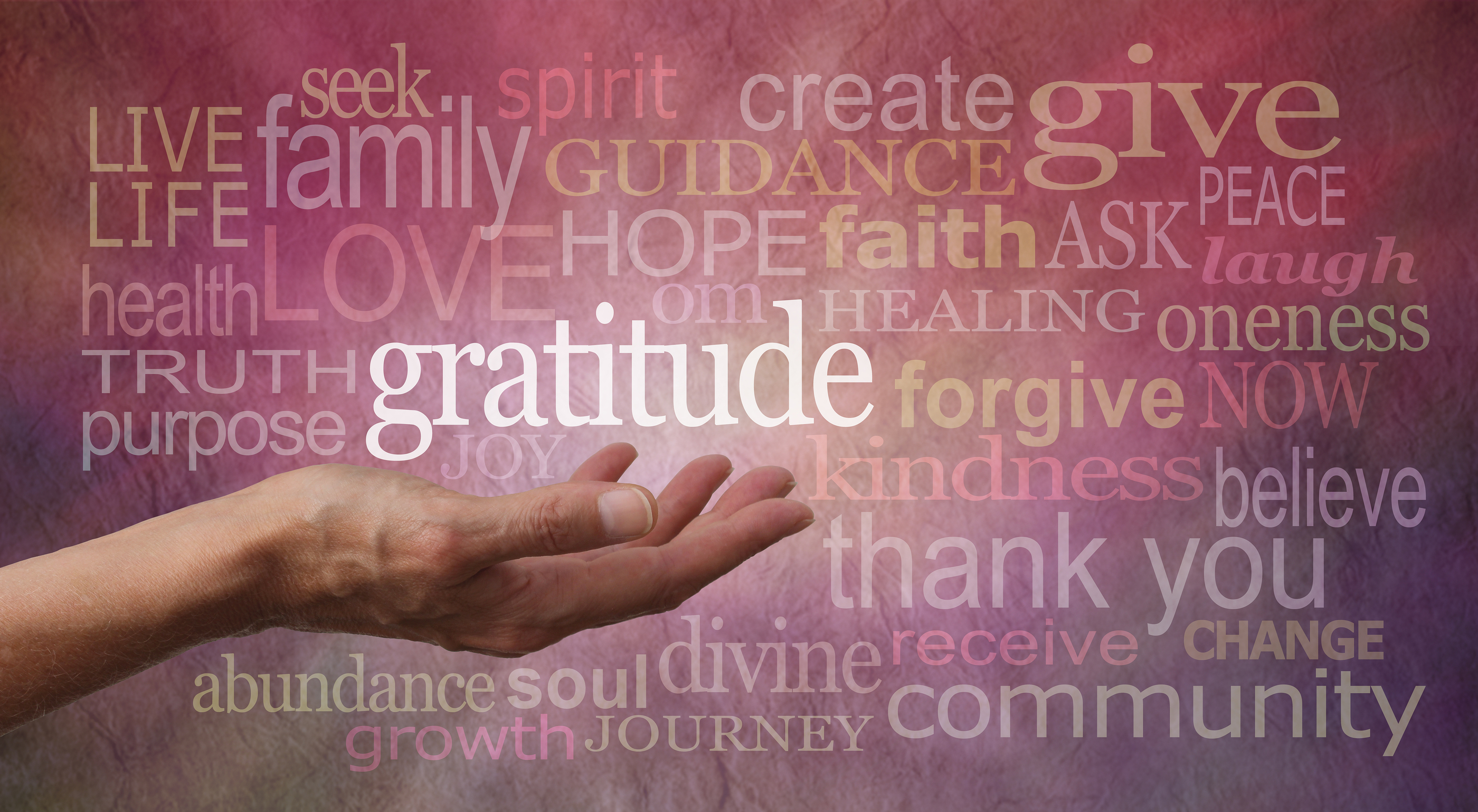 How to Be Grateful - 3 Things You Can Do